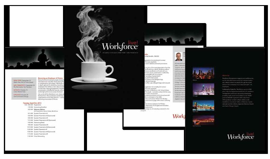 Workforce Live Sales Brochure
