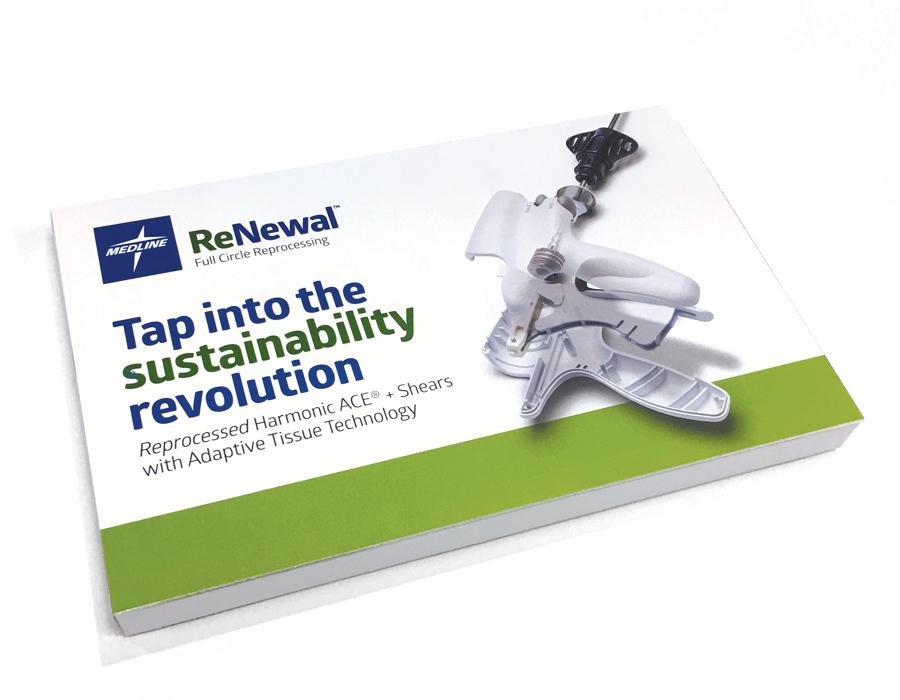 Medline ReNewal - Full Circle Reprocessing Demo Kit